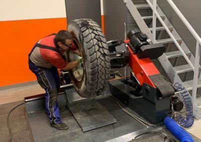 nakladne pneumatiky prezutie