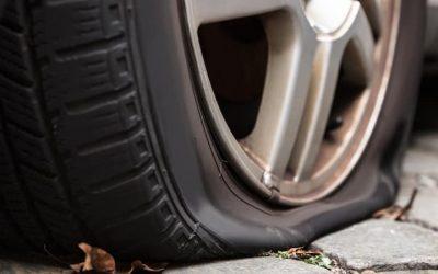 Ako opraviť defekt na aute?