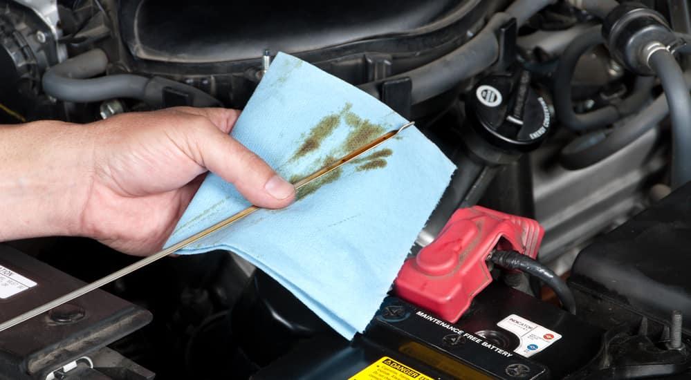 ako si vybrať motorový olej