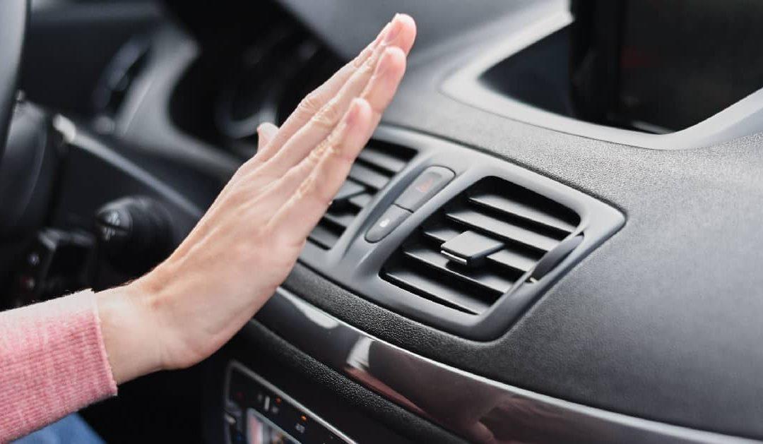 Ako viem, že treba naplniť klimatizáciu v aute?